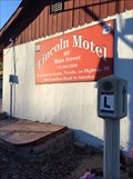 Image for Lincoln Highway Marker - Lincoln Motel - Austin, Nevada