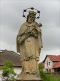 Image for St. John of Nepomuk // sv. Jan Nepomucký - Dorovnicka, Czech Republic