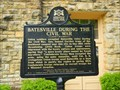 Image for Batesville during the Civil War - Batesville, Ar.