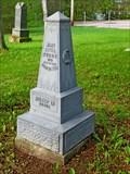 Image for Mary Eliza Terry Headstone - Shediac Cape, NB