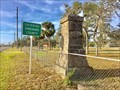 Image for Brevard County Line Monument-Mims, Florida