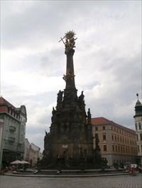 Holy Trinity Column / Sloup Nejsvetejší Trojice - Olomouc