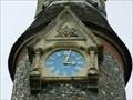 Image for Bennett Clock, St James Church, High Wych, Herts, UK