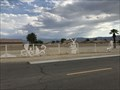 Image for White Desert Animals on Fence - Palm Dessert, CA