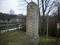 Image for Großer Kilometerstein  in Schwarzenberg/Erzgeb./Sachsen