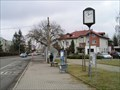 Image for REMOVED: Hodiny na autobusové zastávce Buštehrad, CZ