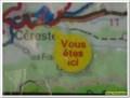 Image for Vous êtes ici - Cereste, Paca, France