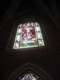 Image for Catedral Nossa Senhora do Desterro stained saintly glass - Jundiai, Brazil