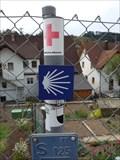 Image for Way Marker - 'Schlossbergstraße' Fischingen, BW, Germany