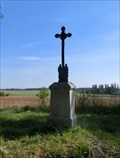 Image for Christian Cross - Lochousice, Czech Republic