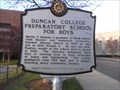 Image for Duncan College Preparatory School for Boys - Nashville, TN