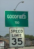Image for Goodfield, Illinois.  USA.