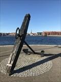 Image for Marineanker - Havnen, Nyborg