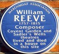 Image for William Reeve - Marchmont Street, London, UK