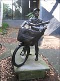 Image for Boy on Bicycle - Bristol, VA