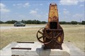 Image for Old Water Pump Engine -- Rest area, US 277 at SH 55, Edwards Co. TX