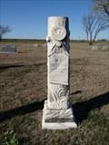 Image for M.E. Redwine - Bush Knob Cemetery - Throckmorton County, TX