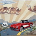 Image for Route 66 Mural - Kingman, Arizona, USA.