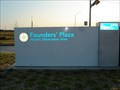 Image for Founders Plaza Compass Rose - DFW International Airport Texas