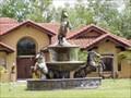 Image for Horse Fountain - Mandarin, Jacksonville, Florida