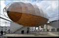 Image for Czech center builds giant 'airship' for literature - DOX (Prague)