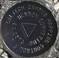 Image for Caltech Campus Mapping Control LS5573 CP9 Mark - Pasadena, CA