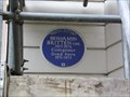 Image for Benjamin Britten - Cromwell Road, London, UK