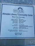 Image for Almaden Branch / Community Library - 2006 -  San Jose, CA