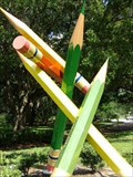 Image for Pencils - Loch Haven Park, Orlando, Florida, USA.