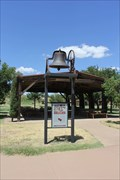 Image for Richland School Bell -- Ranching Heritage Center, Lubbock TX