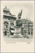 Image for Pomník maršála Radeckého - Praha, Czech republic