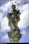 Image for St. John of Nepomuk on Baroque Column / Sv. Jan Nepomucký na barokním sloupu - Valtice (South Moravia)
