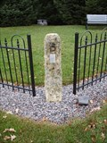 Image for 1855 Hitching Post - Perry Lutheran Cemetery - Daleyville, WI