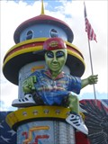 Image for Giant Alien -  Orlando, Florida, USA.