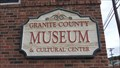 Image for Granite County Museum & Cultural Center - Philipsburg, MT