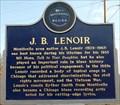Image for J.B. Lenoir - Monticello, MS
