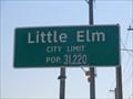 Image for Little Elm, TX - Population 31,220