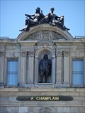 Image for Samuel de Champlain - Quebeck, QC