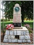 Image for Combined World War I & II Memorial, Rícany - Radošovice, CZ