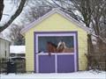 Image for Horses in the Barn - Ann Arbor, Michigna