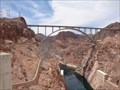 Image for Hoover Dam - Scenic Lookout - Nevada / Arizona - USA.