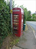 Image for Red Telephone Box, Dunley, Worcestershire, England