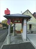 Image for Time & Temperature Sign in 96352 Wilhelmsthal/ Bayern/ Deutschland