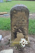 Image for Mary J. Cunningham - Brushy Cemetery - Bowie, TX