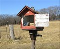 Image for Rustic House Mail Box - SE of Hermann, MO