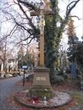 Image for Churchyard cross 1898 - Olšanské hrbitovy, Praha, Czechia