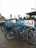 Image for Bicycle Rental Blue Bike, Trainstation, Tongeren, Limburg, Belgium