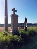 """Image for Christian Cross """"Hranicní"""" - Domoušice, Czechia"""