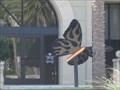 Image for Butterfly in front of Jefferson Allsopp Building Lakeland, FL