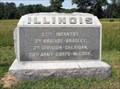 Image for 27th Illinois Infantry - Chickamauga National Battlefield